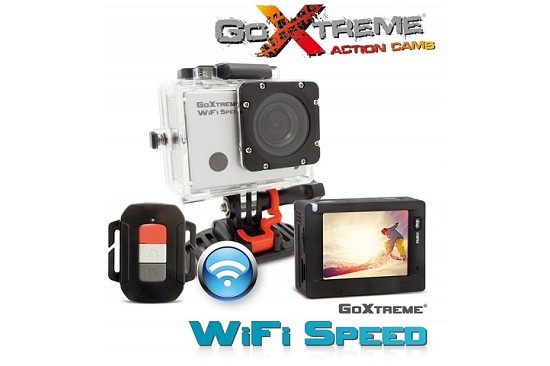Action cam GoXtreme WiFi Speed HD