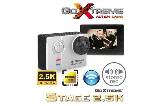 Action cam GoXtreme Stage 2,5K