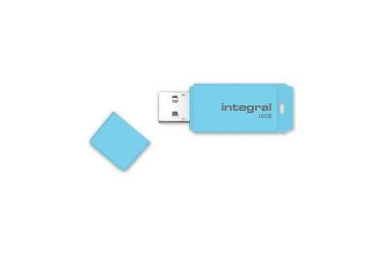 Pendrive Pastel Integral 16gb USB 3.0