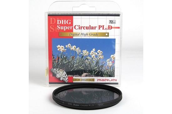 Filtri Marumi DHG SUPER circular PL-D