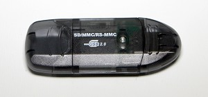 Lettore di SD modello CR-181 (chiuso)