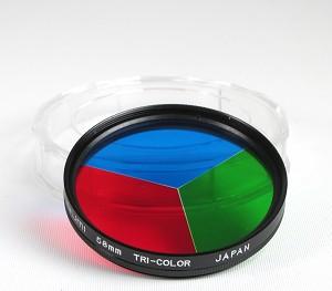 filtro tricolor | filtri fotografici | filtro nd variabile 82mm | filtro nd variabile o fisso