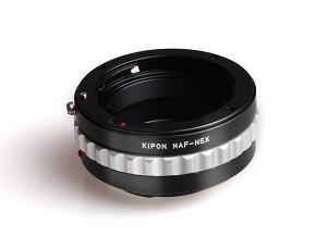 Tresor anello di conversione kipon da sony nex a sony minolta af adattatore sony e mount - Pulizia specchio reflex ...