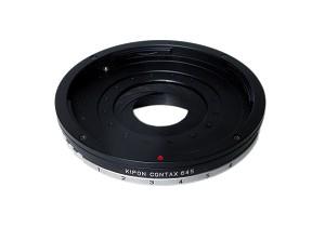 Tresor anello di conversione kipon da nikon a contax 645 anello di conversione kipon da nikon - Pulizia specchio reflex ...