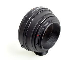 Tresor anello di conversione kipon da canon eos a hasselblad anelli adattatori da hasselblad a - Pulizia specchio reflex ...