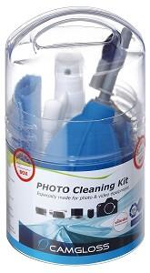 Tresor completo per pulizia camgloss modello foto completo per pulizia lenti camgloss panno - Pulizia specchio reflex ...