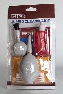 Tresor completo per pulizia jumbo set pulizia obiettivi set pulizia ottiche come pulire - Pulizia specchio reflex ...