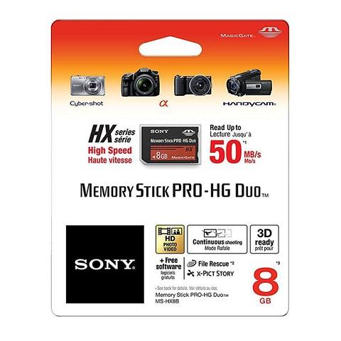 Memory Stick Pro Duo Sony