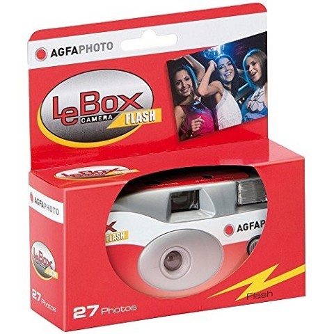 Fotocamera Usa e Getta Agfa Photo LeBox