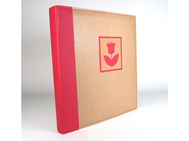 Album in carta riciclata...