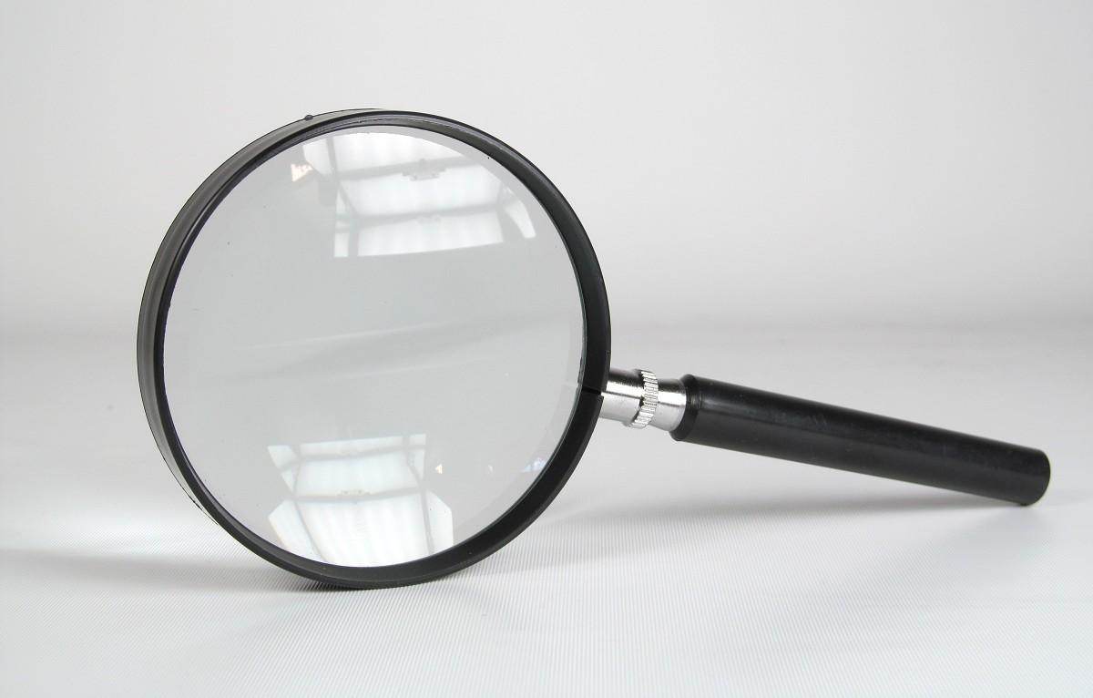 Lenti di ingrandimento - Specchio con lente di ingrandimento ...
