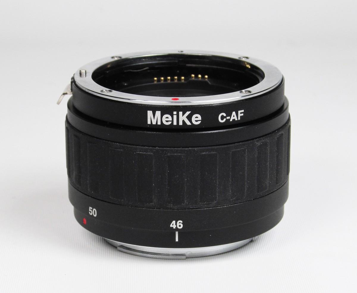 corrispondenza di colore 2019 originale vendite speciali Tresor | Tubo di prolunga Meike ad elicoide 46/68 per Canon ...
