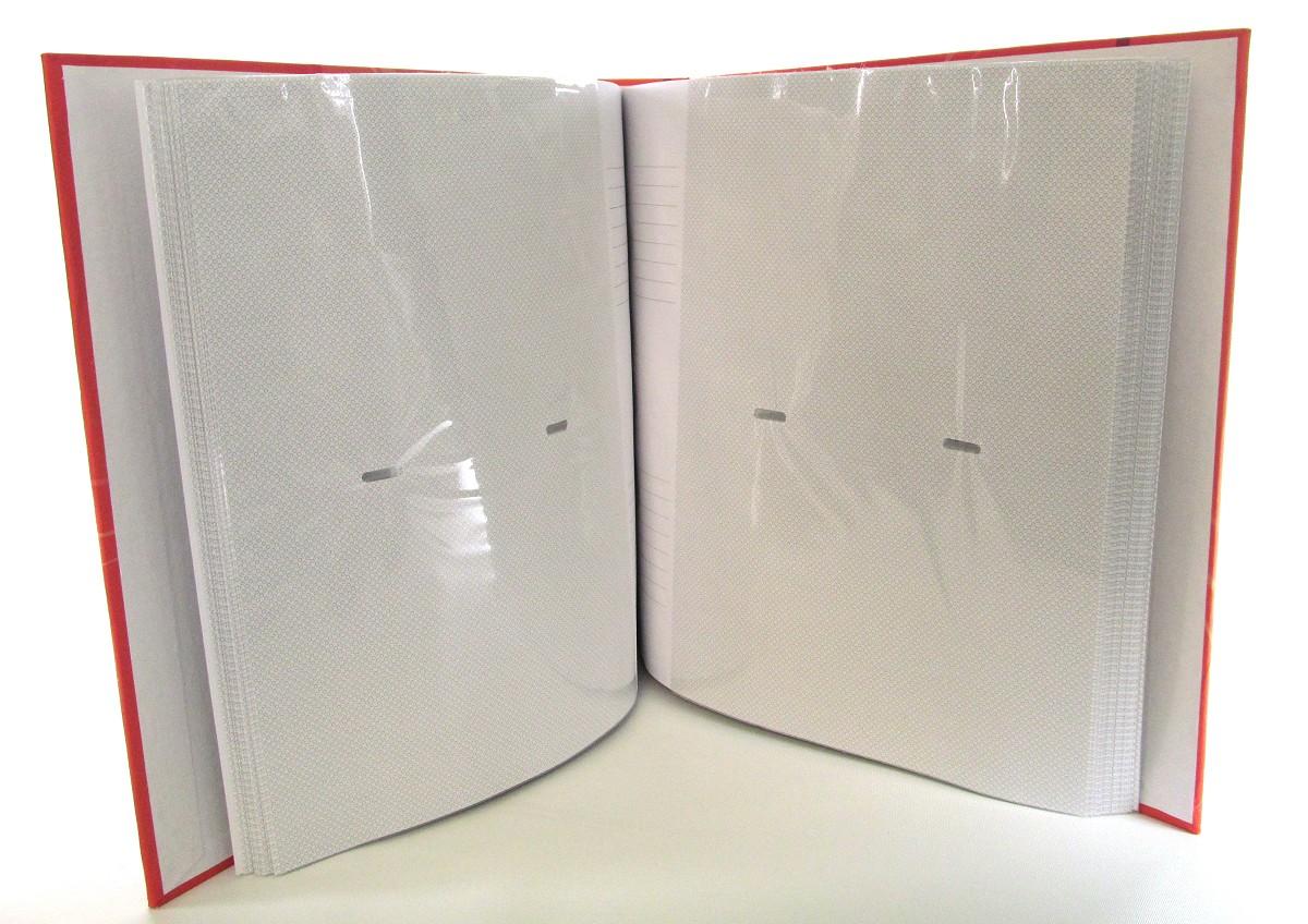 Tresor album color 13x18cm 200 foto con dorso piatto - Album portafoto 10x15 ...